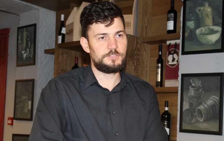 Михаил Друцэ-1