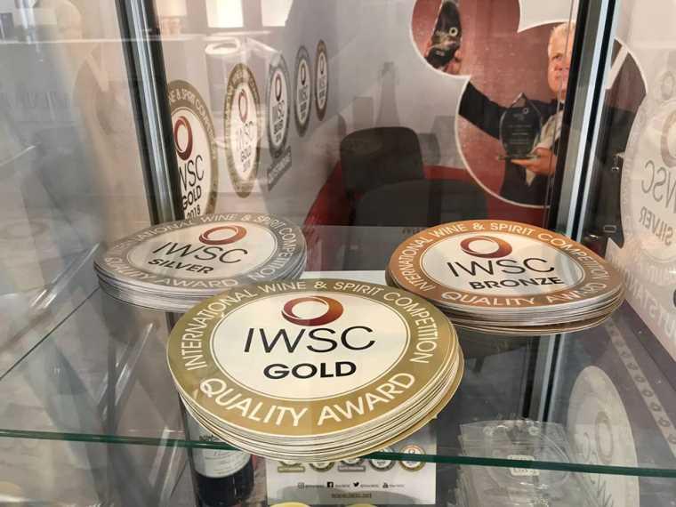 медали IWSC-1